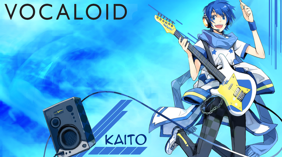 Vocaloid Kaito Wallpaper by TopHatea on DeviantArt Vocaloid Kaito Songs