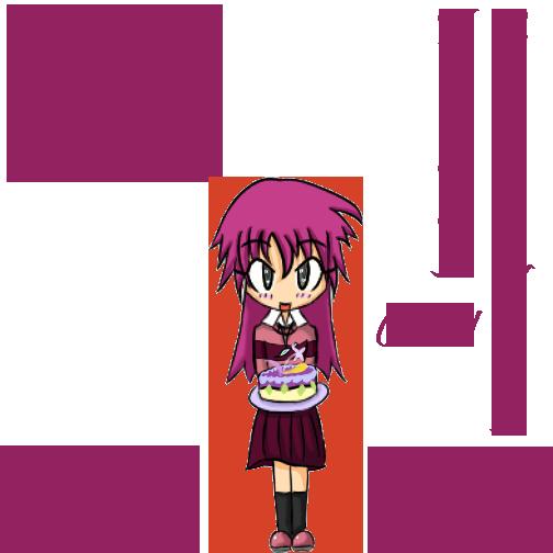 Happy Birthday Chibi! by ShinkiKaze on deviantART