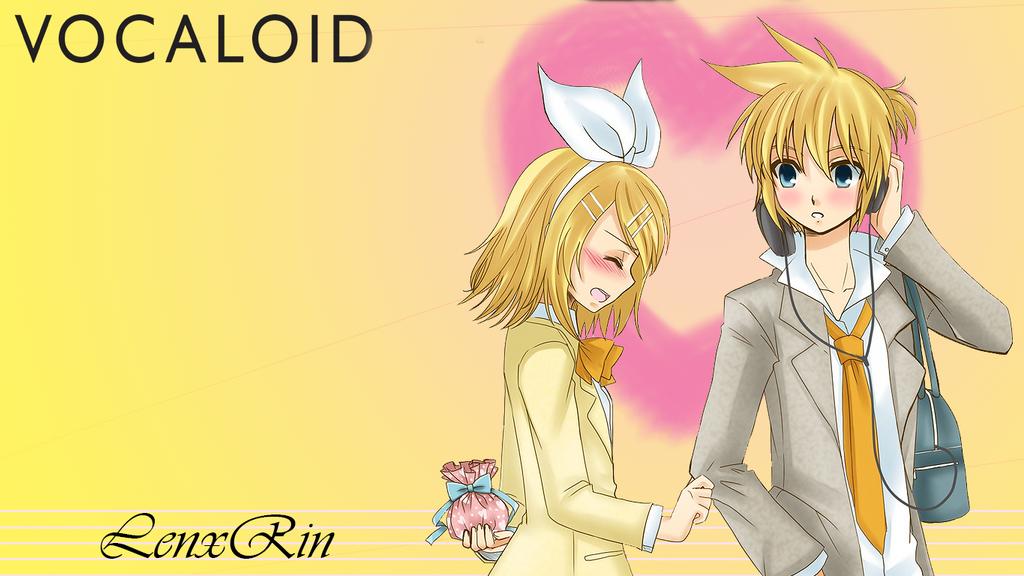 Vocaloid-LenxRin by ShinkiKaze