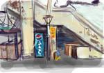 Speedpainting-City 1
