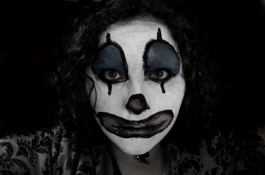 foto de Sad clown by SitaMushroom on DeviantArt