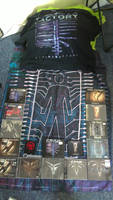 My Fear Factory collection