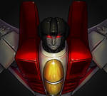 Starscream smirk