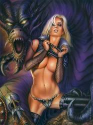 Deadly Temptations by studioscarab