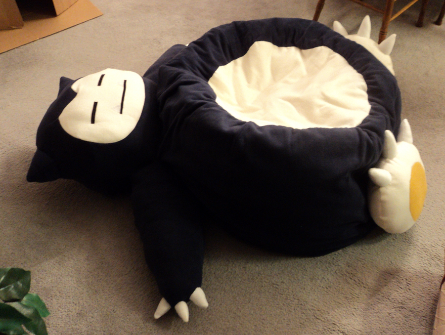 Snorlax Beanbag Chair By SmellenJR ...