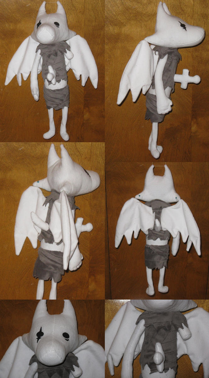 Queen's Ring PM plush by SmellenJR