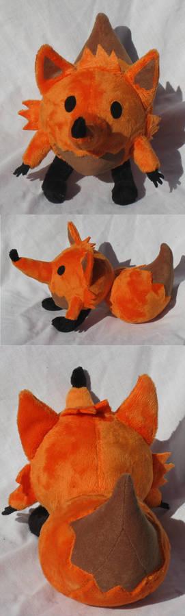 Miss Fox Plush