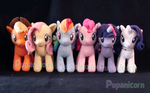 my pony collection