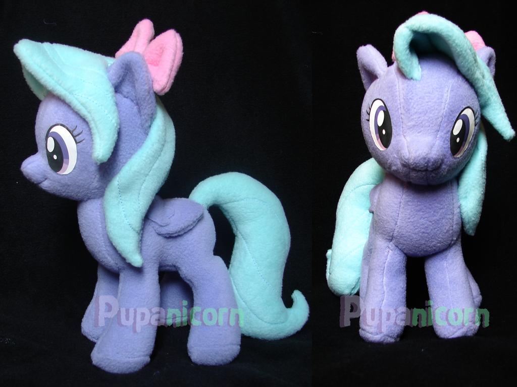 Flitter pony by lemonkylie