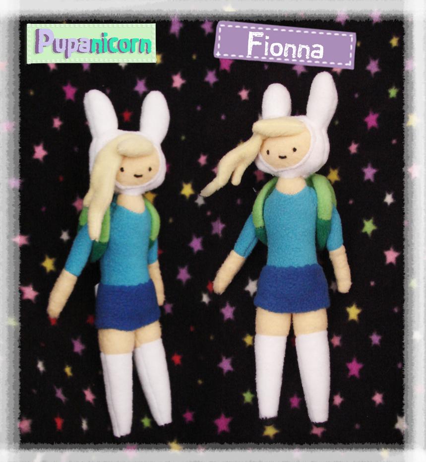 Fionna plush by lemonkylie