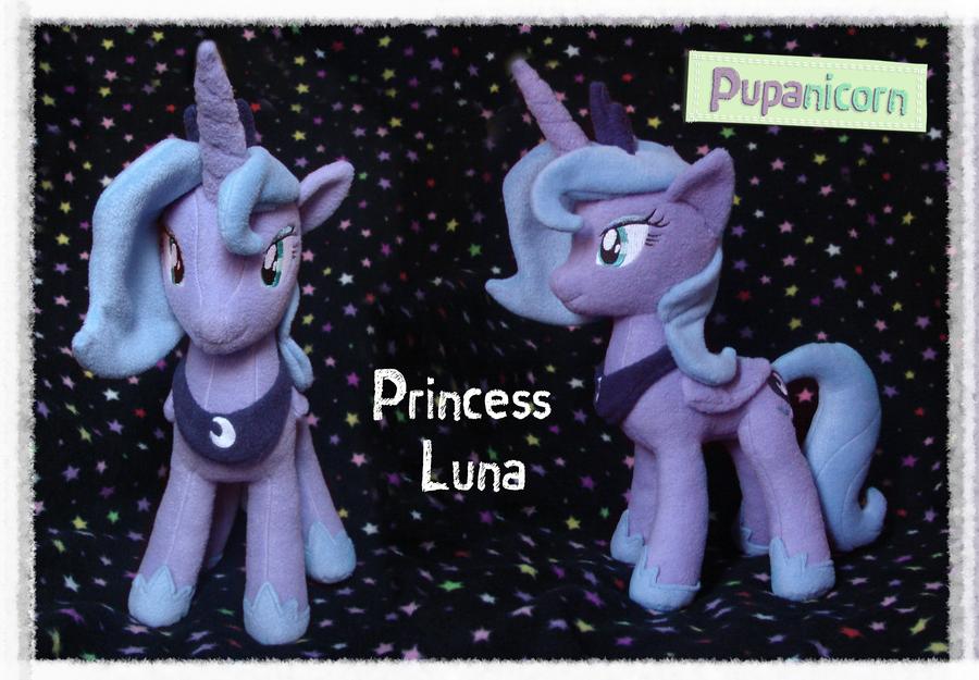princess Luna  v2 by lemonkylie