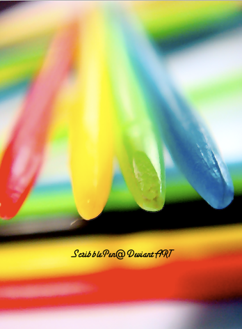 Colorful by ScribblePen