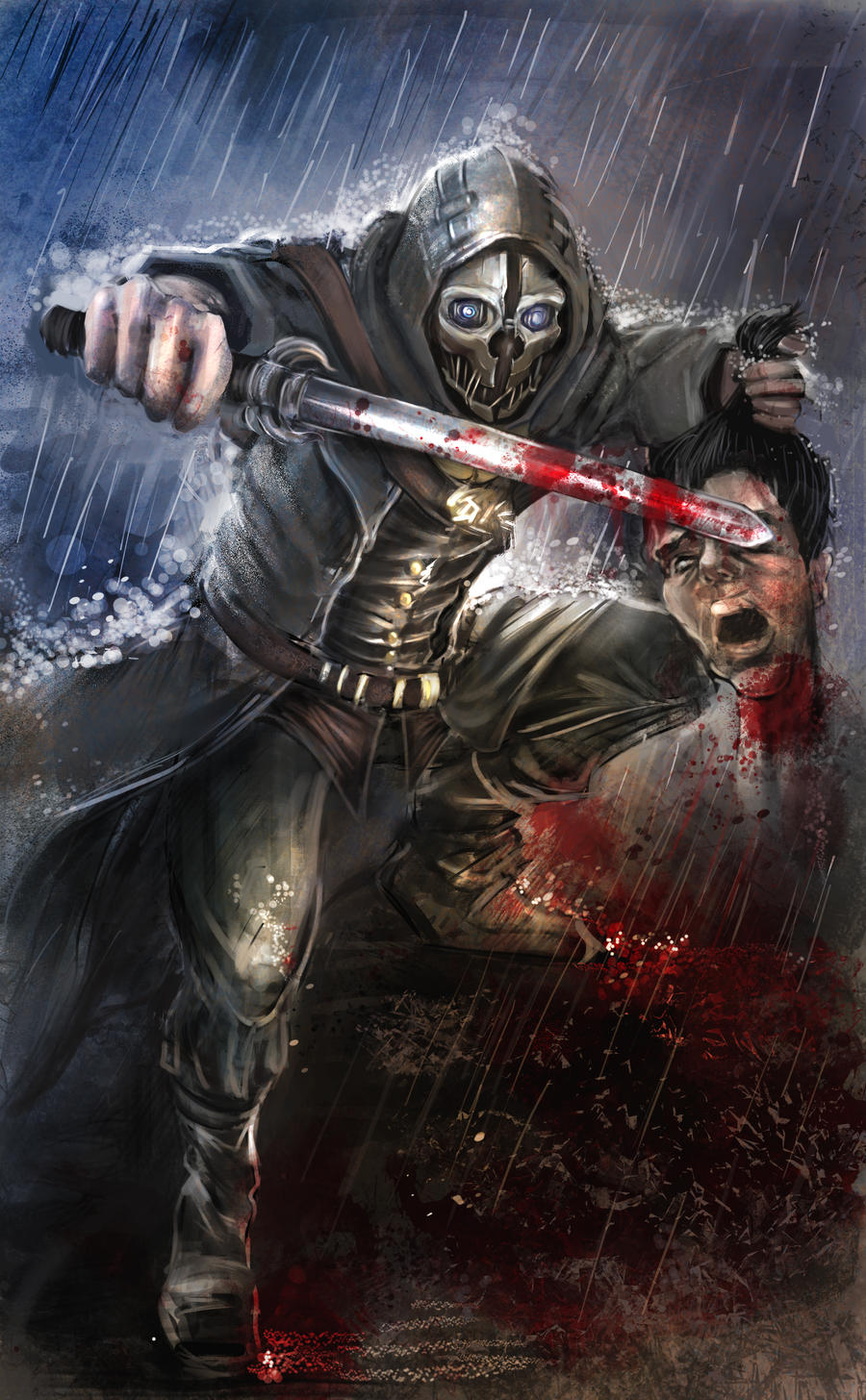Dishonored by Milish