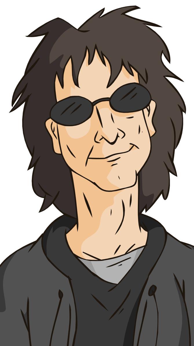 Howard Stern by RandomRails
