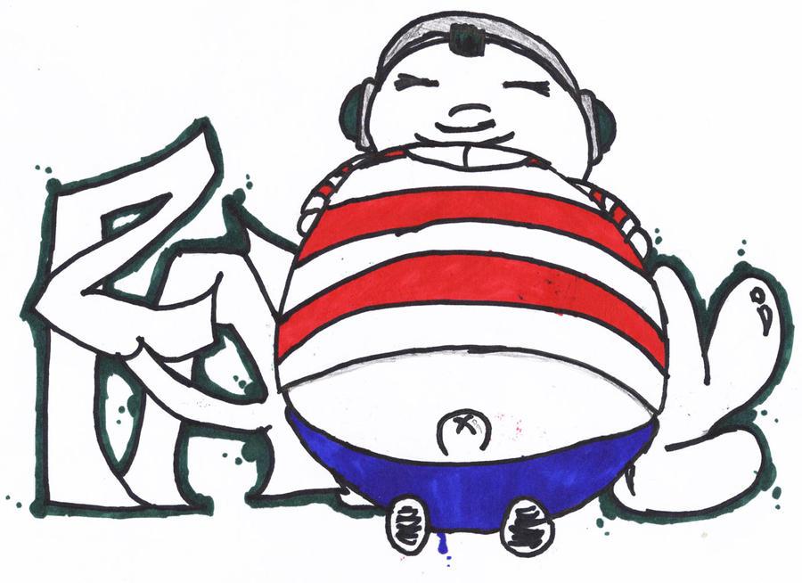 Graffiti Characters Cartoon Graffiti Characters Cartoon - b_boy