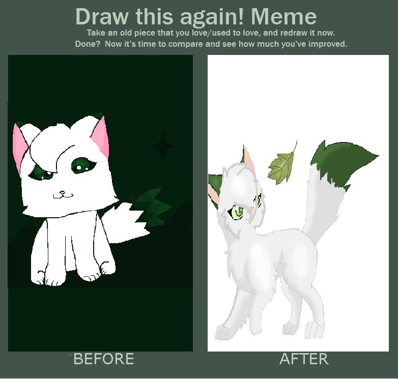 Draw This Again Meme By Midnightpuppies426 On Deviantart