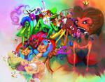 Wonderland Vomit