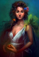 Persephone by Alicechan