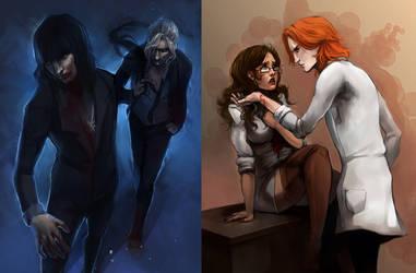 vampiresss by Alicechan