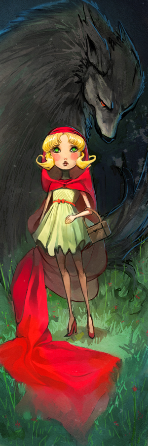 Red Riding Hood by Alicechan