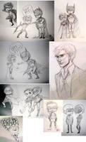 Tulsa sketches by Alicechan