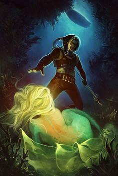 The Mermaid Catcher