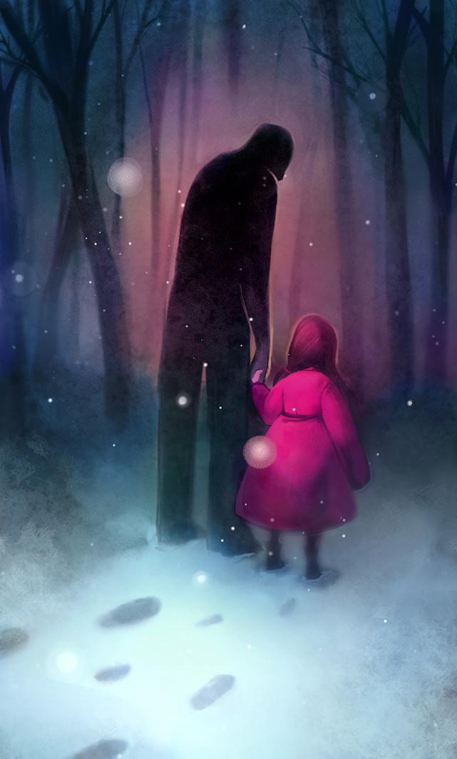 Winter by Alicechan
