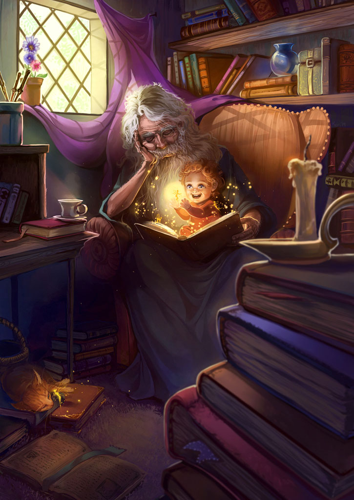 The Magician S Apprentice By Alicechan On Deviantart
