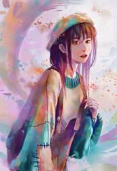 Shape Of Color by Pegaite