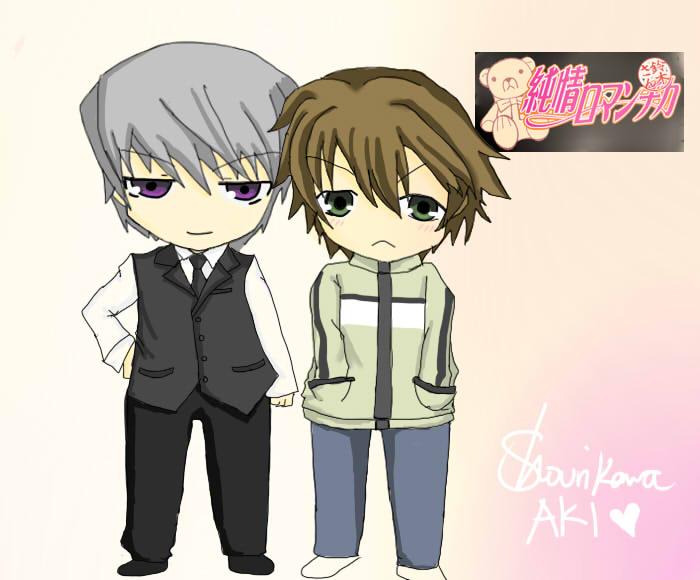 Misaki And Usagi Misaki and Usagi by Th...