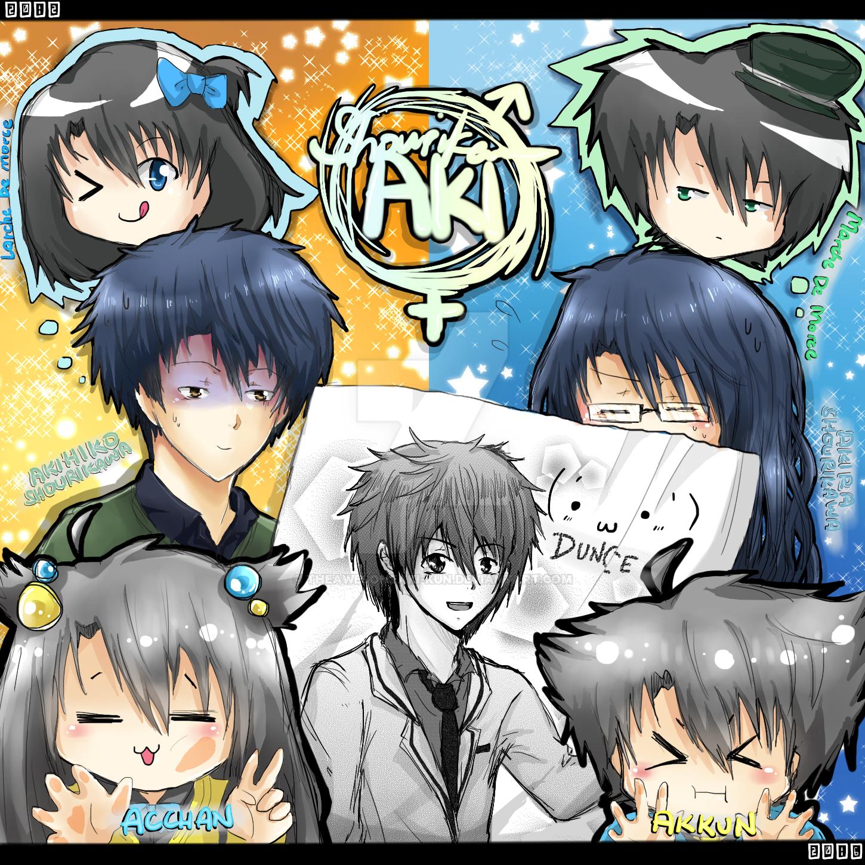 TheAwesomeAki-kun's Profile Picture