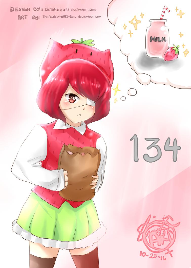 [AC] 134: Strawberry Milk by TheAwesomeAki-kun