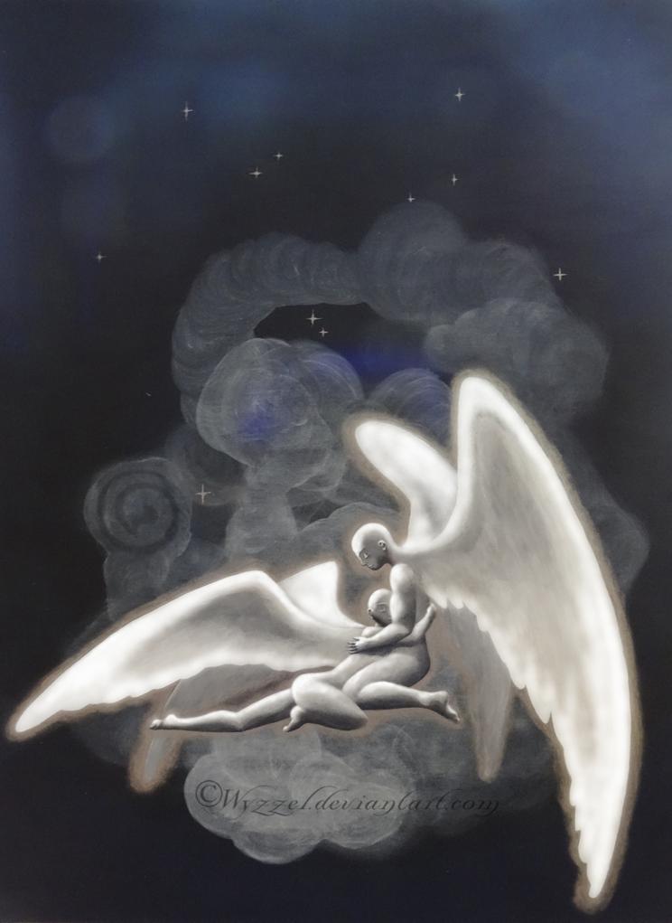 Congeniality of souls by Wyzzel