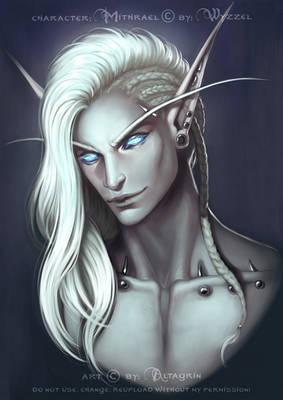Mithrael (drawn by AltaGrin)