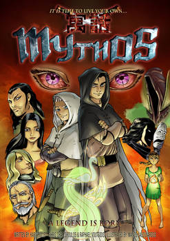Mythos Promo Poster