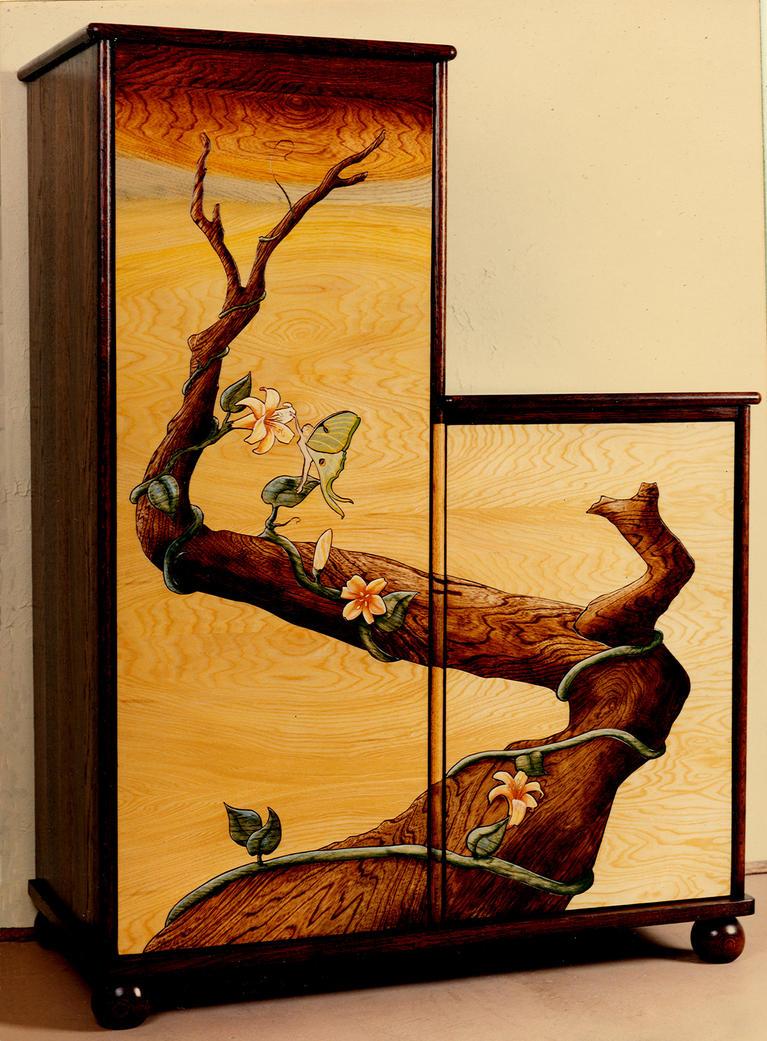 Fairy Cabinet by seeartnow