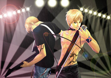 APH - USUK - Concert by exwhy