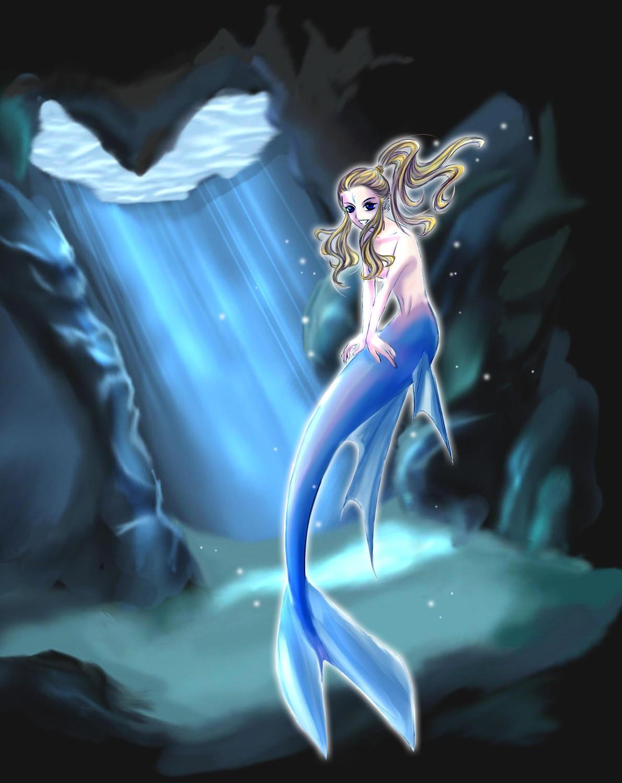 mermaid by exwhy