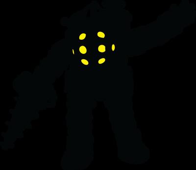 Bioshock - Big Daddy Silhouette by Azza1070 on DeviantArt