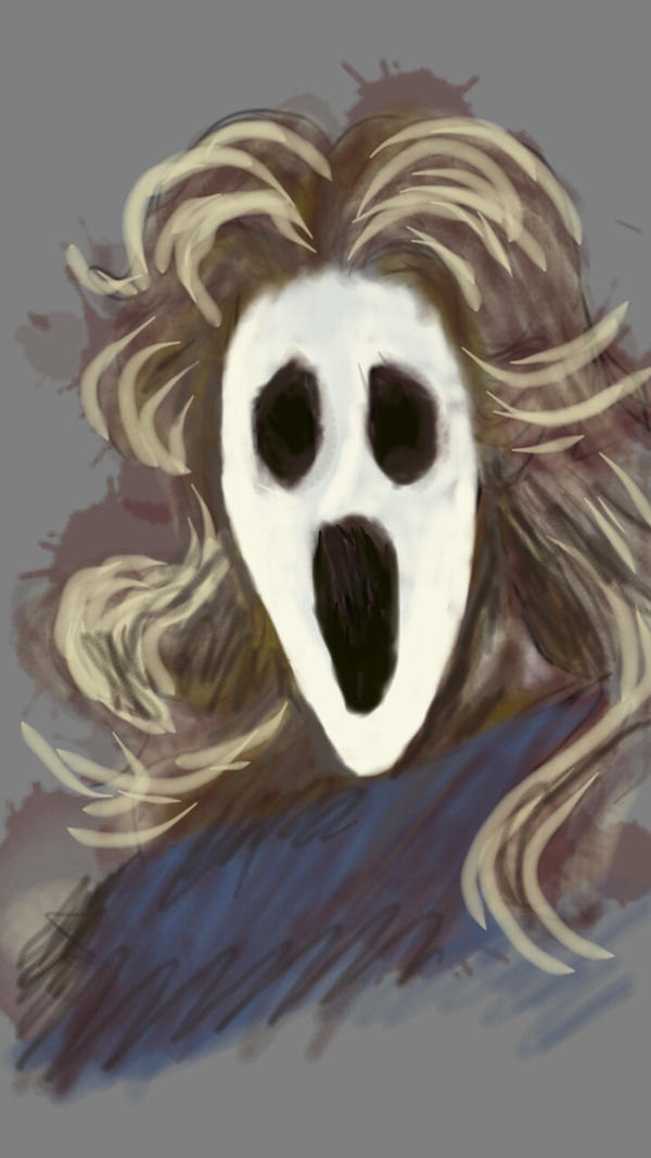 ghost by tygress66