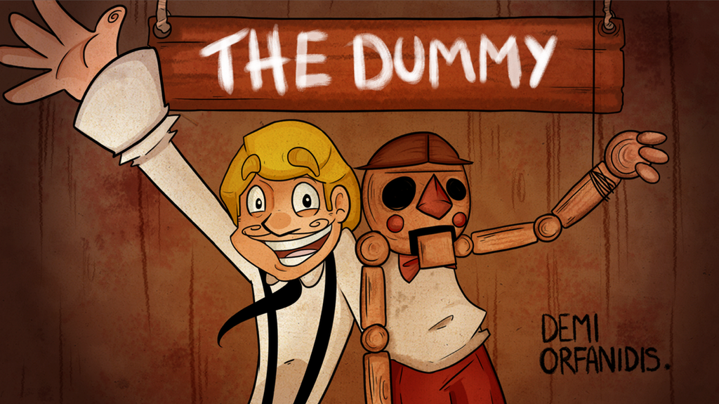 The Dummy [Graduate Animation] by Cup-of-VictoryTea