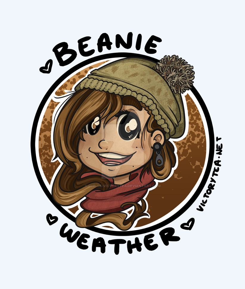 Beanie weather by Cup-of-VictoryTea