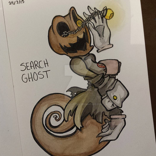 Search Ghost by Cup-of-VictoryTea