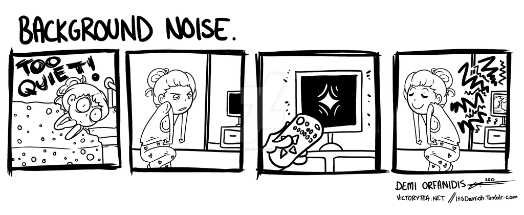 Background Noise by Cup-of-VictoryTea