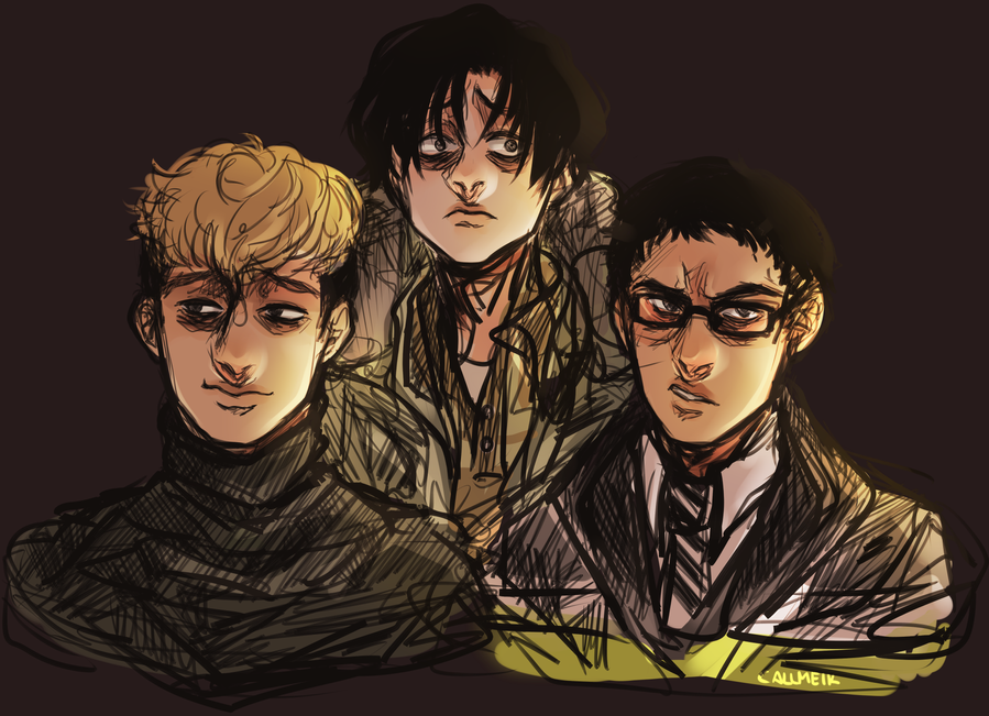 Killing Stalking by CallMeIK