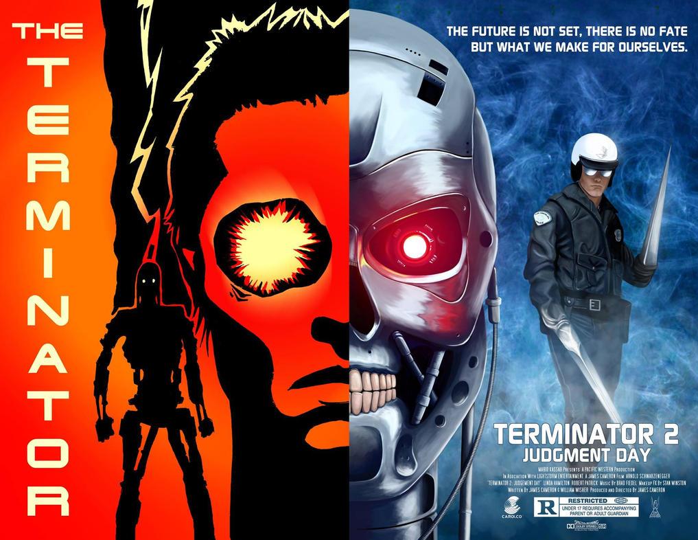 The Terminator/Terminator 2 jam by JBinks