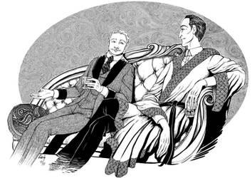 Sherlock-John-chat