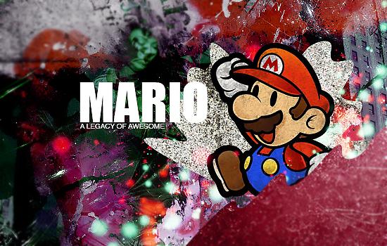 Mario Legacy by kakashi0hatake