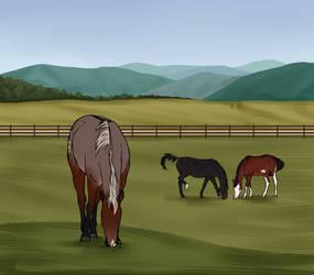 Greener Pastures...Literally