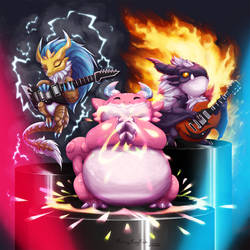 Little Dragons Band
